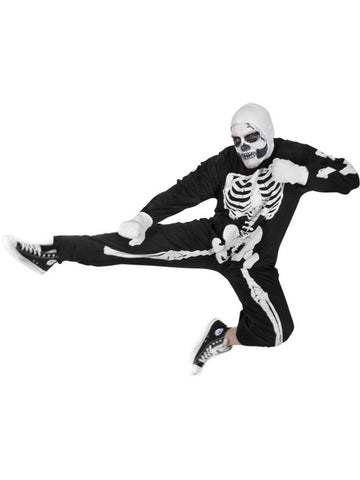 Adult Skeleton Costume-COSTUMEISH