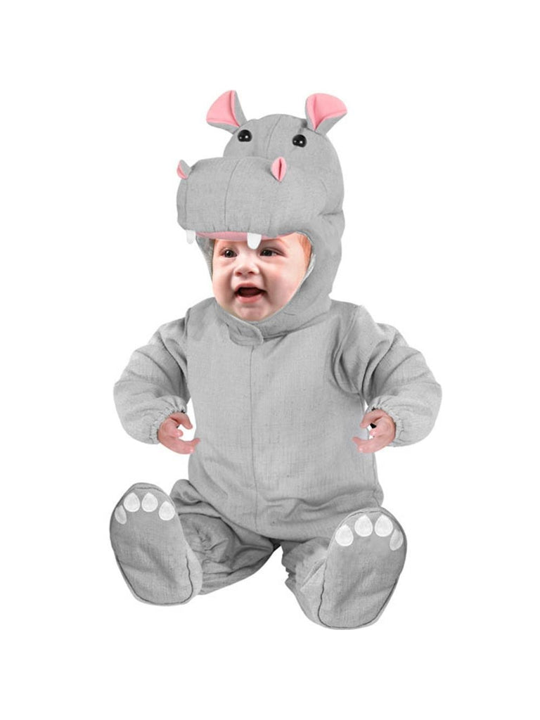 Baby Infant Hippo Costume-COSTUMEISH