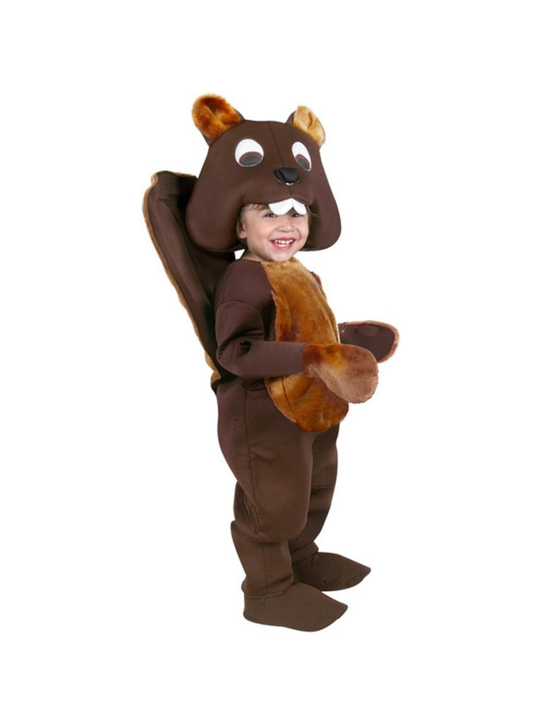 Toddler Beaver Costume-COSTUMEISH