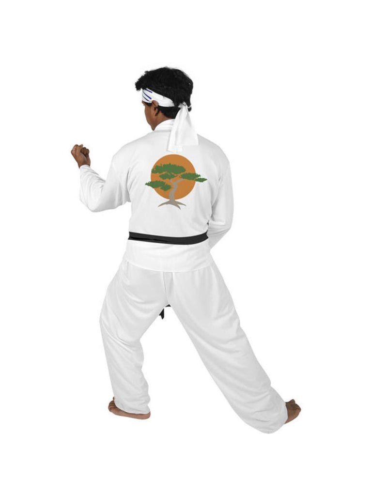 Adult Karate Kid Movie Costume-COSTUMEISH