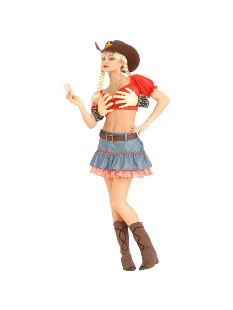 Adult Texas Hold Em Costume-COSTUMEISH