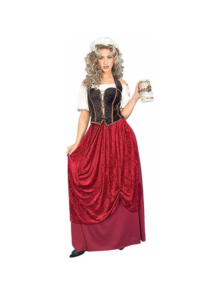Adult Tavern Wench Costume-COSTUMEISH
