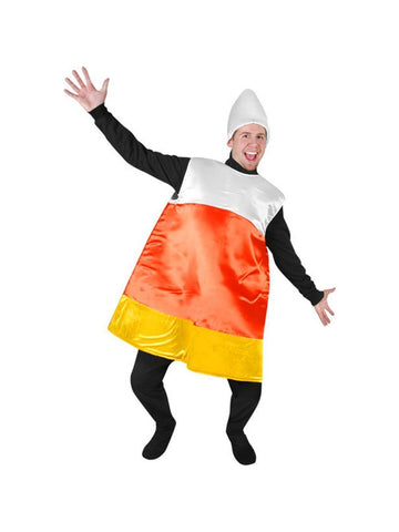 Adult Candy Corn Costume-COSTUMEISH