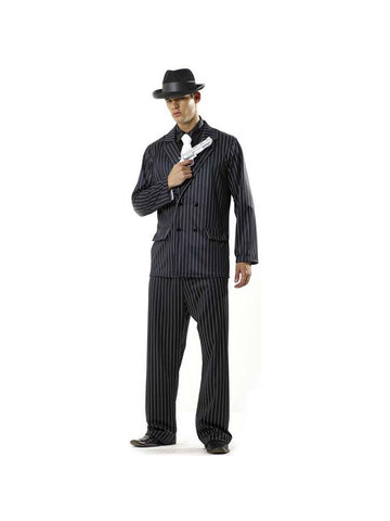 Adult Mafia Costume-COSTUMEISH