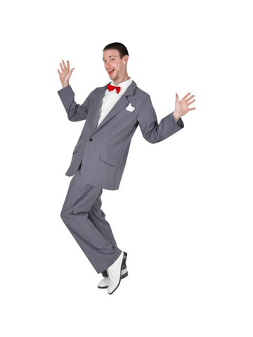 Adult Pee Wee TV Hose Costume