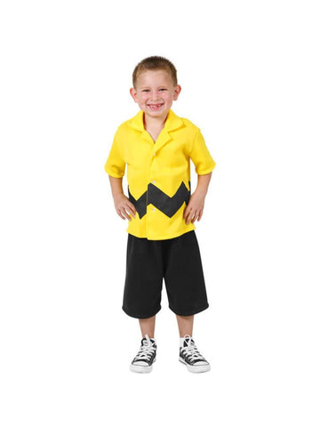 Child Comic Strip Character Costume