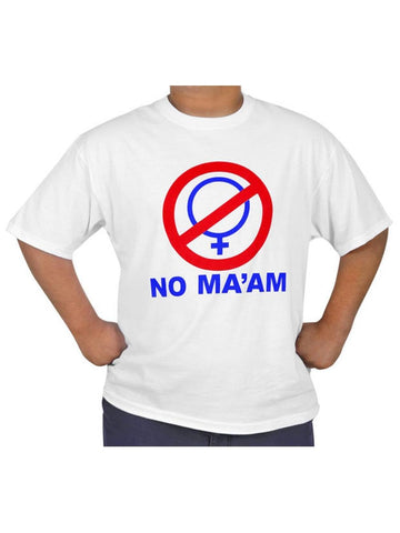 Adult No Maam Al Bundy Costume T-Shirt