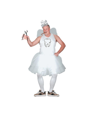 Adult Plus Size Tooth Fairy Costume