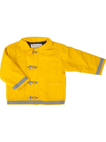 Child Yellow Fireman Jacket
