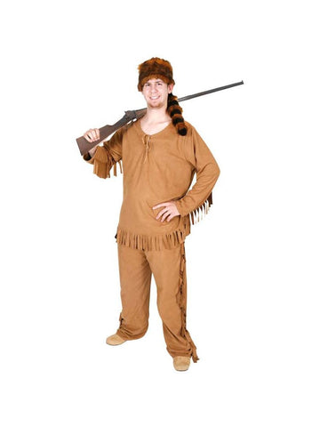 Adult Daniel Boone Costume-COSTUMEISH