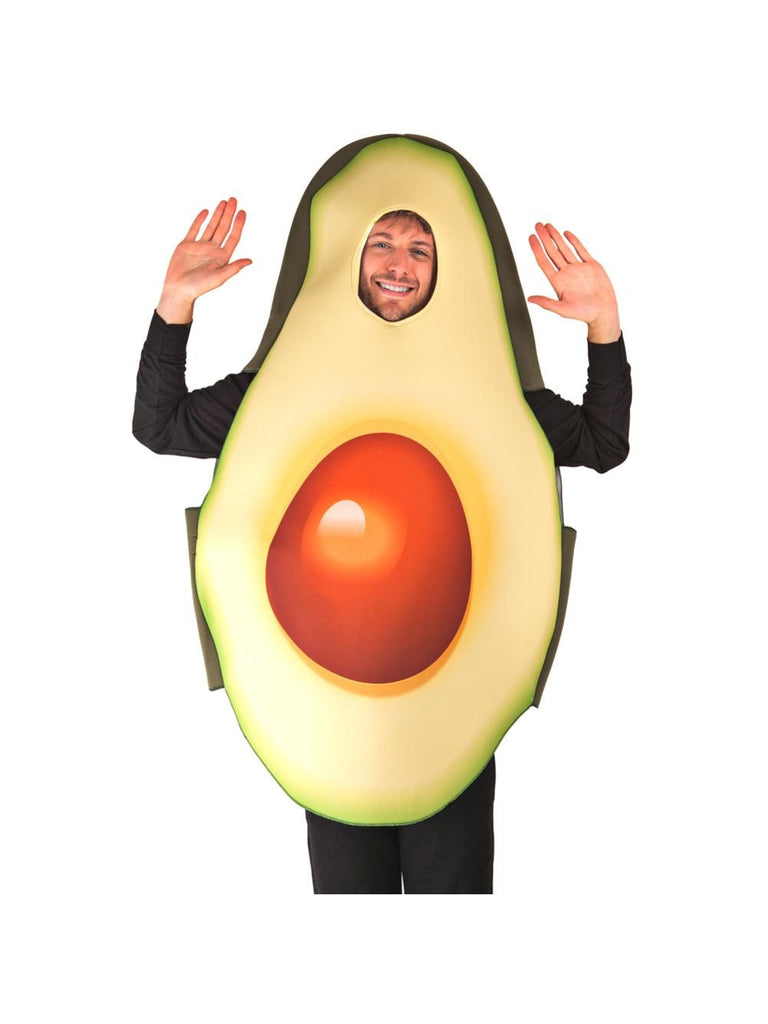 Adult Avocado Costume | Costumeish – Cheap Adult Halloween ...