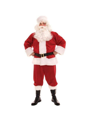 Adult Traditional Santa Claus Costume