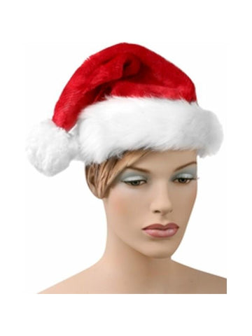 Plush Santa Hat-COSTUMEISH