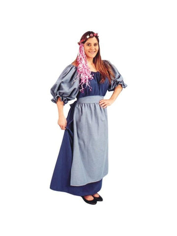 Adult Deluxe Renaissance Lady Costume