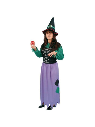 Adult Melinda The Witch Costume-COSTUMEISH