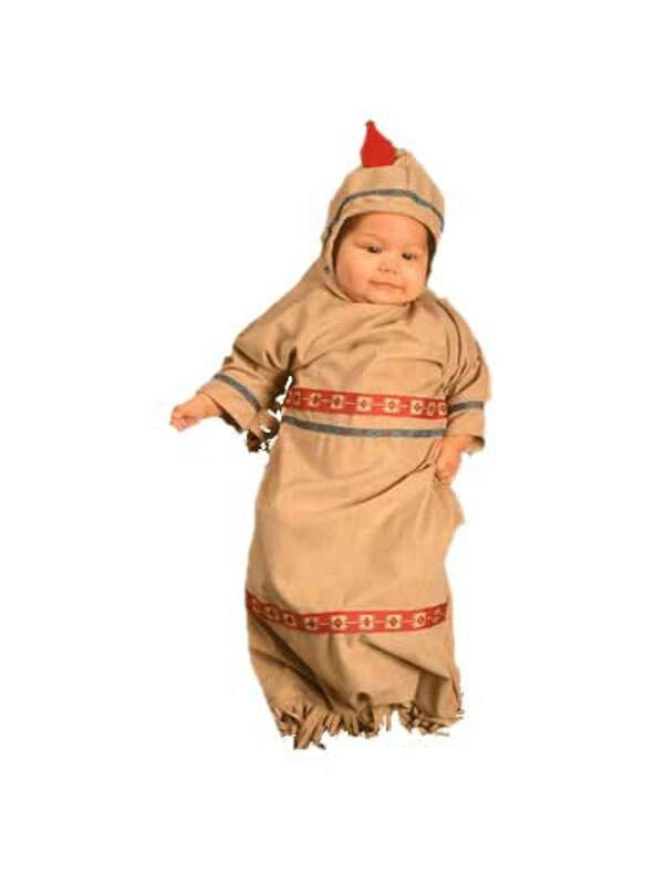Baby Papoose Costume-COSTUMEISH
