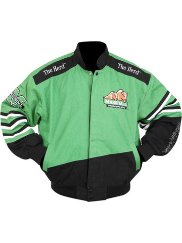 Adult Marshall Thundering Herd Jacket Twill