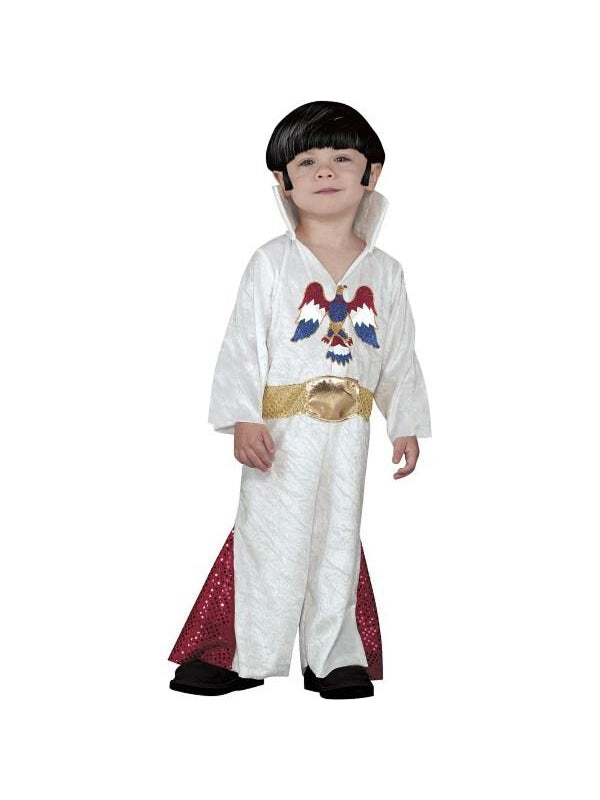 Toddler Elvis Costume-COSTUMEISH