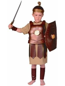 Children's Roman Soldier Costume-COSTUMEISH