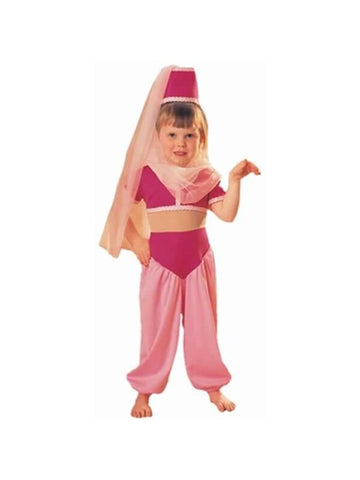 Toddler I Dream Of Jeannie Costume-COSTUMEISH