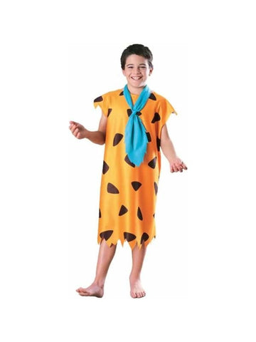 Child's Fred Flintstone Costume