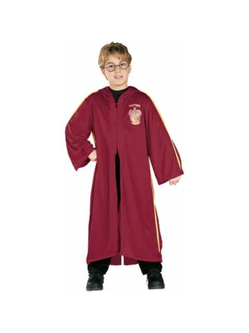 Child's Harry Potter Quidditch Robe Costume-COSTUMEISH