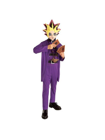 Child's Yu-Gi-Oh Costume-COSTUMEISH
