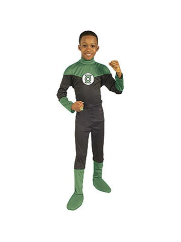 Child's Green Lantern Costume-COSTUMEISH