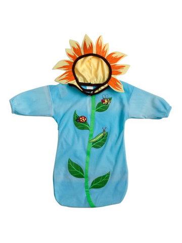 Newborn Sunflower Bunting Costume 0-9 Months-COSTUMEISH
