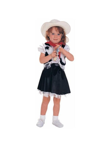 Childs Cowgirl Costume