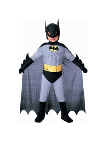 Child's Deluxe Batman Costume-COSTUMEISH