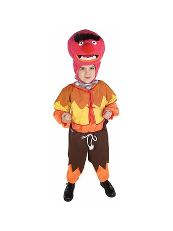 Toddler Muppets Animal Costume-COSTUMEISH