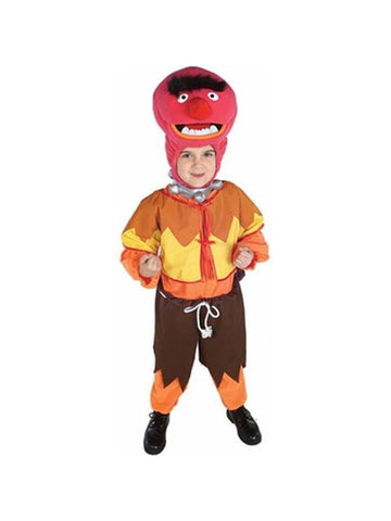 Toddler Muppets Animal Costume