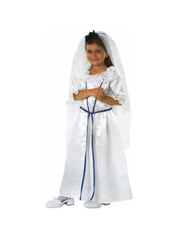 Child's Erika Bride Barbie Costume
