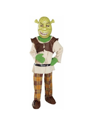 Child's Shrek Costume-COSTUMEISH