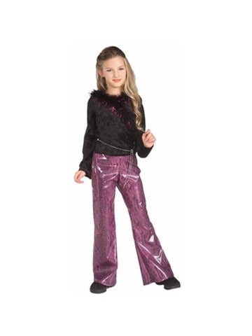 Child's Snake Rock Star Diva Costume