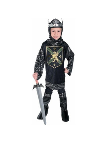 Child's Renaissance Warrior Costume