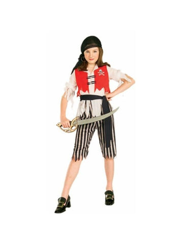 Child's Pirate Wench Costume-COSTUMEISH
