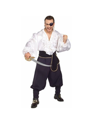 Adult Swashbuckler Pirate Costume