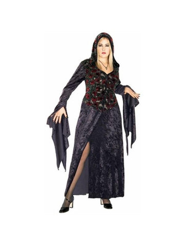 Adult Plus Size Dark Vixen Costume-COSTUMEISH