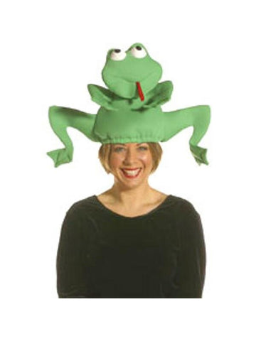Jumping Frog Hat-COSTUMEISH
