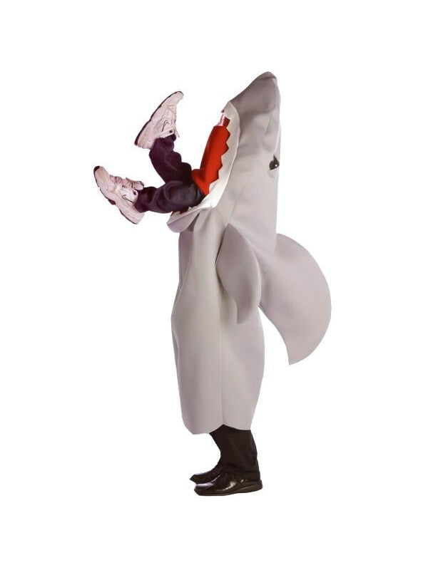 Adult Man Eating Shark Costume-COSTUMEISH