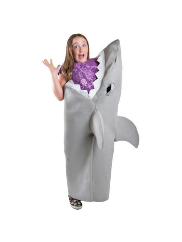 Child Shark Attack Costume-COSTUMEISH