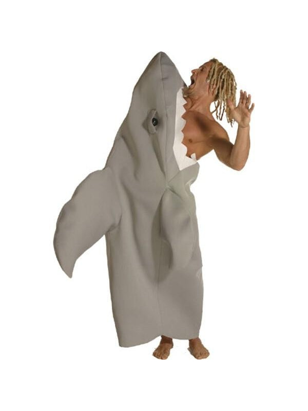 Adult Shark Attack Costume-COSTUMEISH