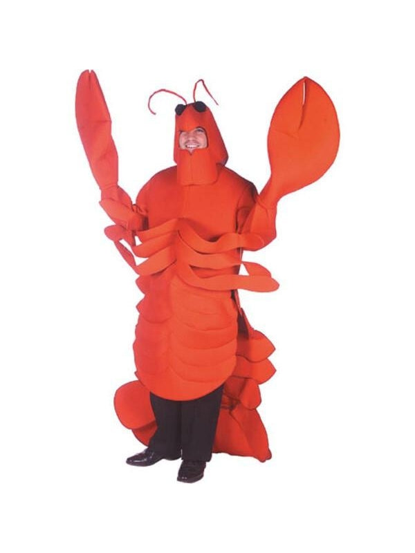 Adult Lobster Costume-COSTUMEISH