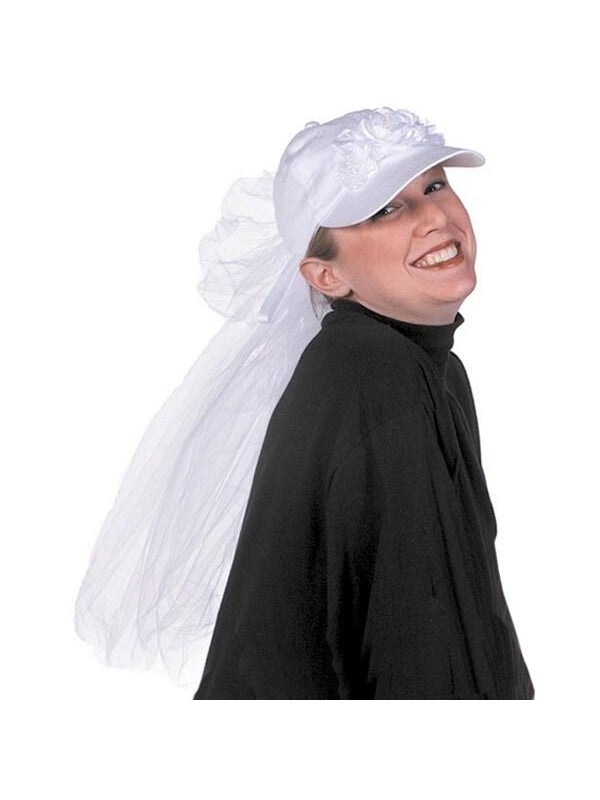 Bride Baseball Cap-COSTUMEISH