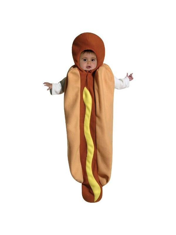 Baby Hot Dog Costume-COSTUMEISH