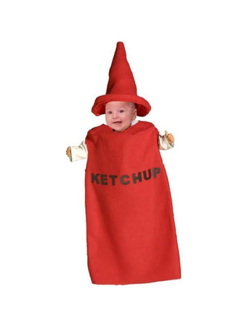 Baby Ketchup Costume-COSTUMEISH
