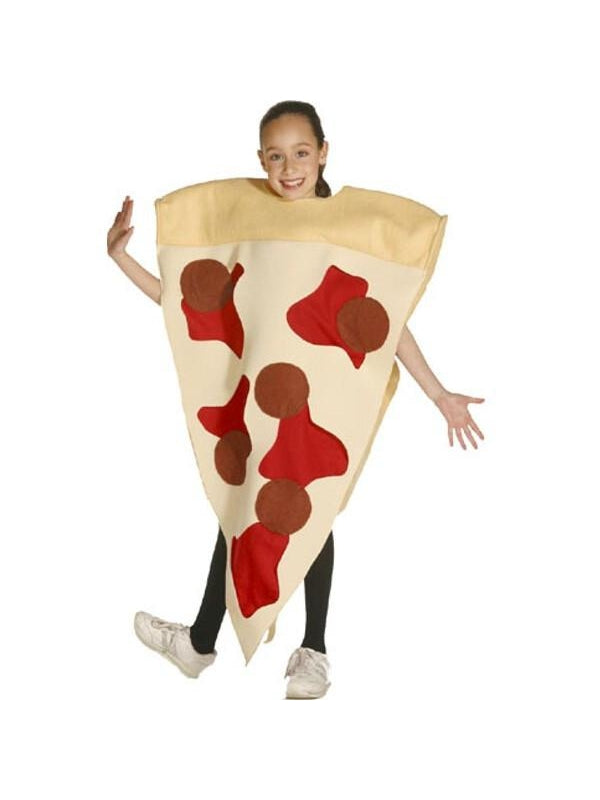 Child Pizza Costume-COSTUMEISH