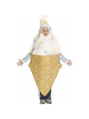 Child Ice Cream Cone Costume-COSTUMEISH